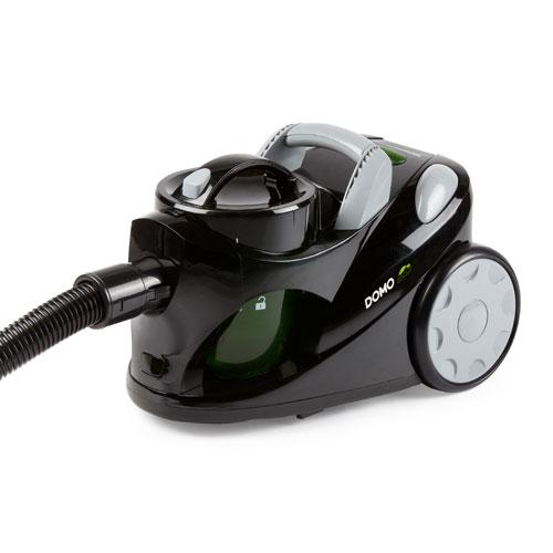 Bagless vacuum cleaner (black)